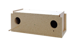 Avian Care Double Budgie Nesting Box