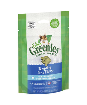 Greenies Cat Treat Tuna 60g