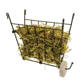 Rosewood Folding Wire Hayrack