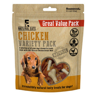 Rosewood Chicken Variety Pack Value Pack 320g