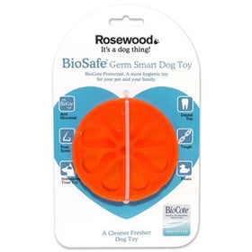 Rosewood Orange Biosafe Toy