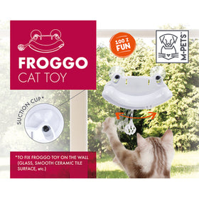 M-Pets Froggo Cat Toy