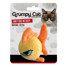 Grumpy Cat Goldfish Toy