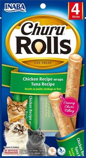 Inaba Cat Churu Roll Chicken Recipe Wraps Tuna Recipe