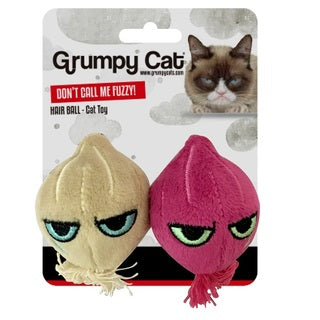 Grumpy Cat Onion Ball Toy
