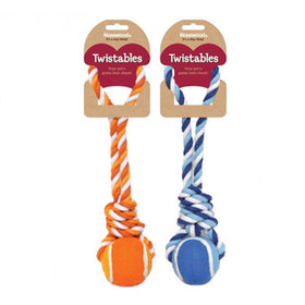 Rosewood Twistables Ball Tug