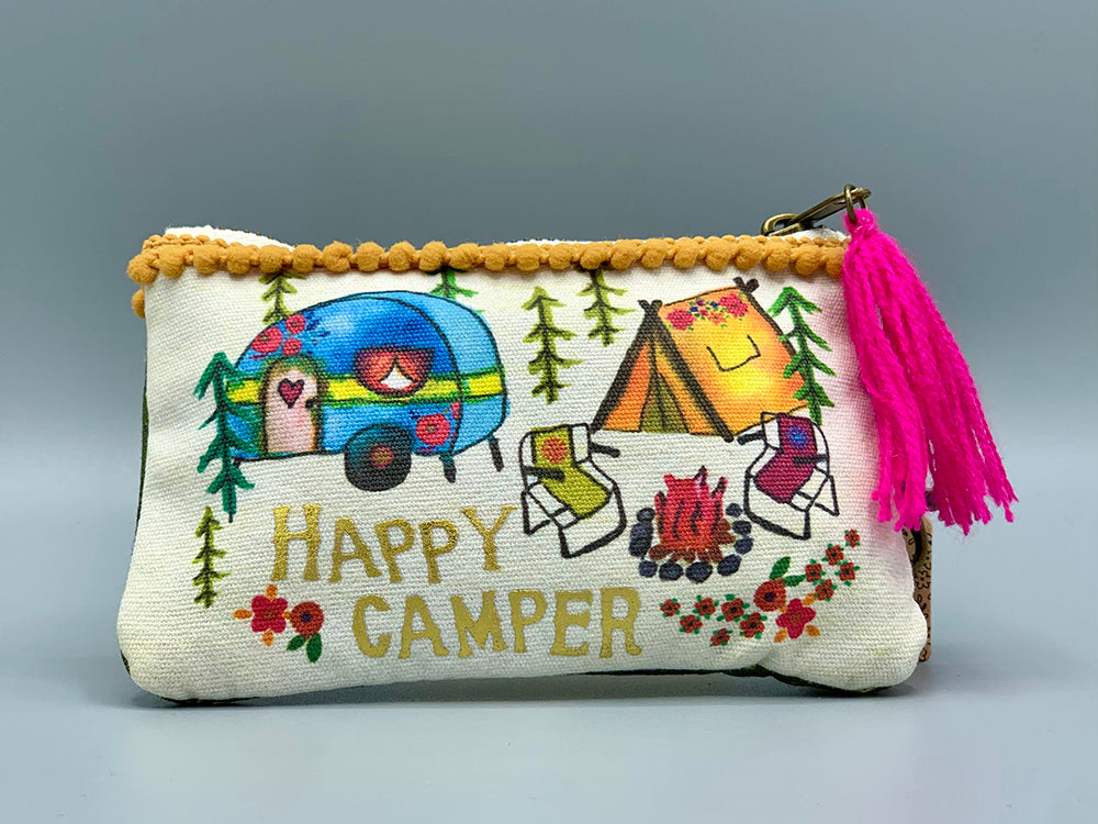 Natural Life - ID Pouch - HapCamp