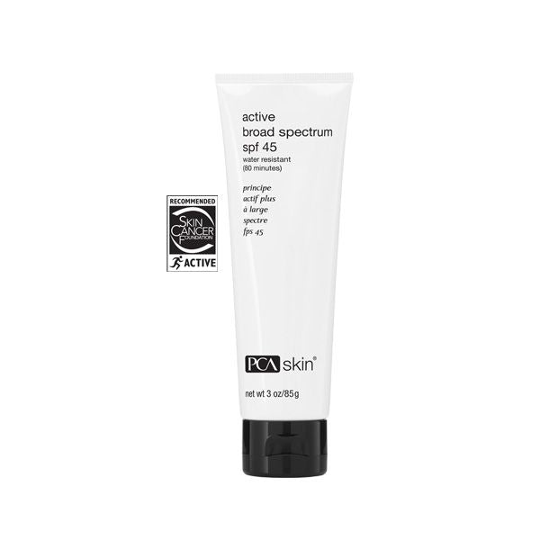 PCA Skin - Active Broad Spectrum SPF 45