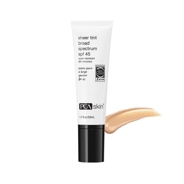 PCA Skin - Sheer Tint Broad Spectrum SPF 45