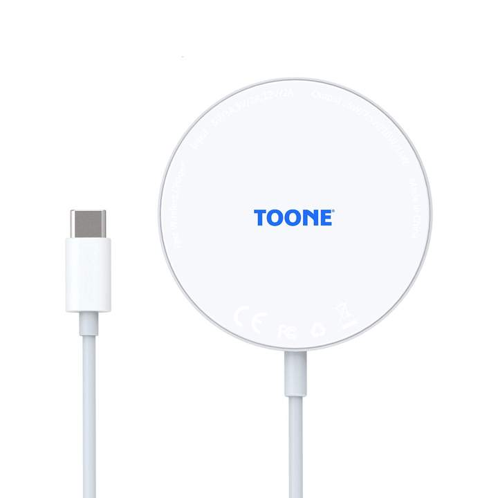15W Toone®️Base - Magnetic Fast Wireless charger