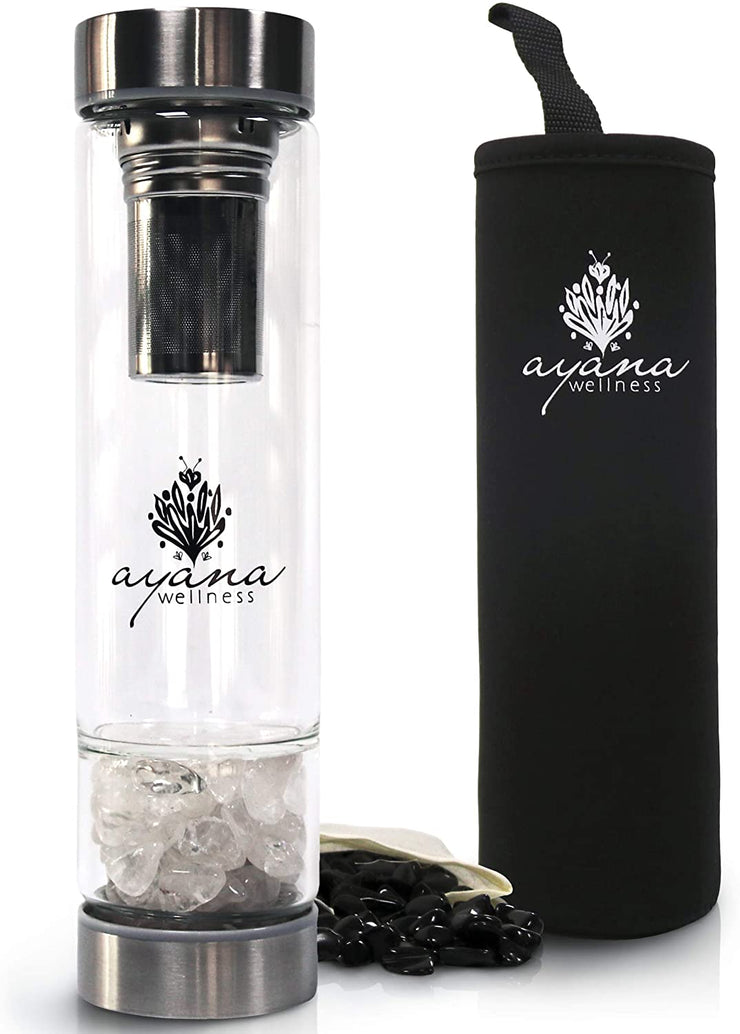 Ayana Wellness Gem Water Infusion Bottle