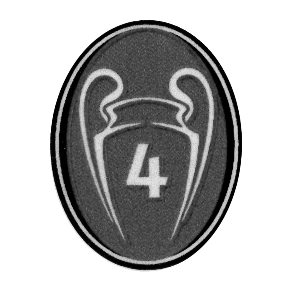 UEFA UCL Adult Badge of Honour 4
