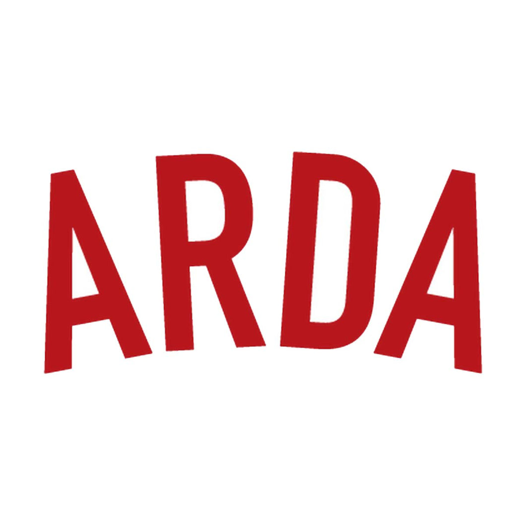 Turkey  Arda Name Block (Red)