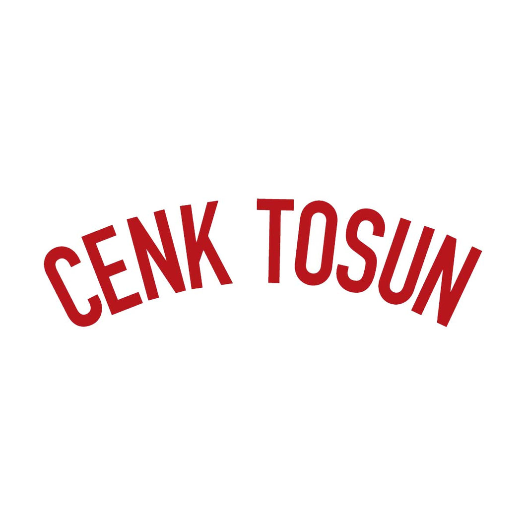Turkey  Cenk Tosun Name Block (Red)