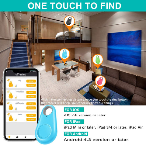 Find anything with simple one touch