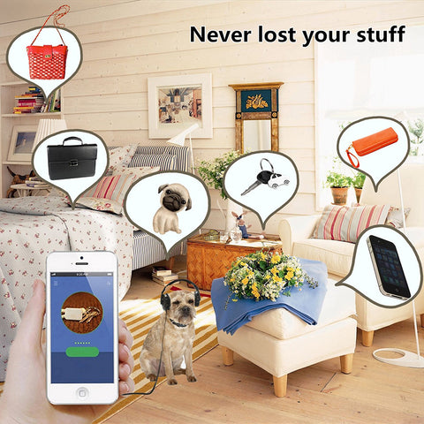 Never Lost Your Stuff