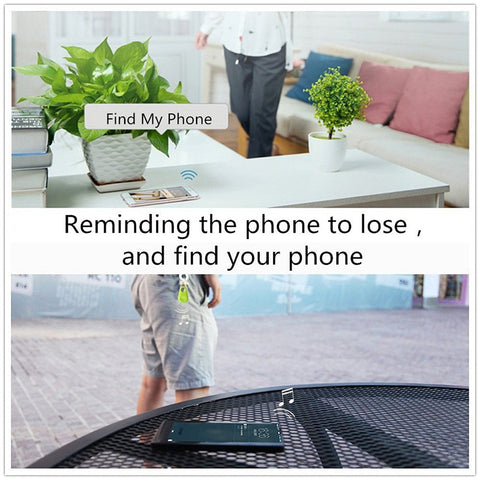 Reminding the phone to lose, and find your phone