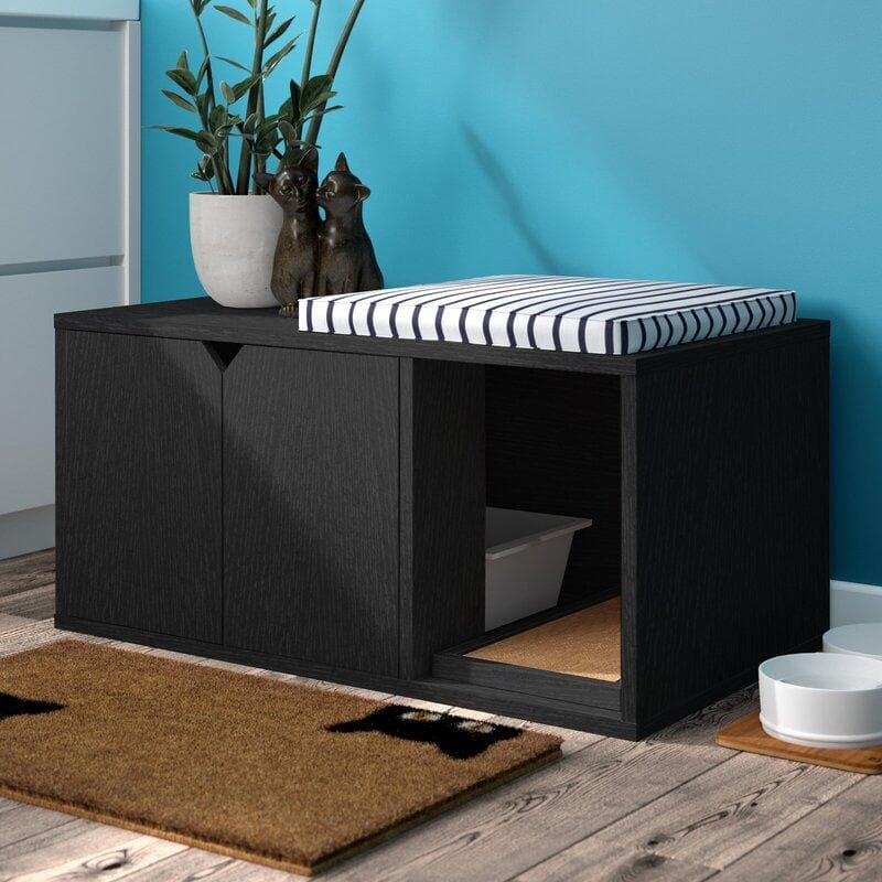 Grinnell Litter Box Enclosure