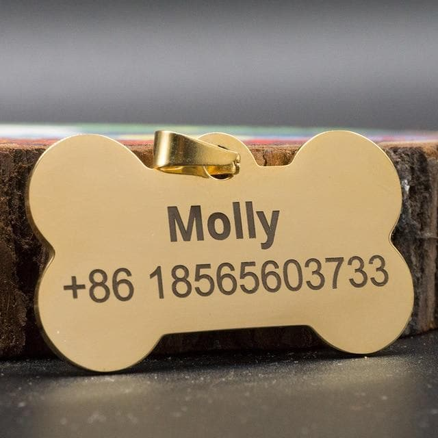 Highly-Quality Customized ID Tag for Dog and Cat