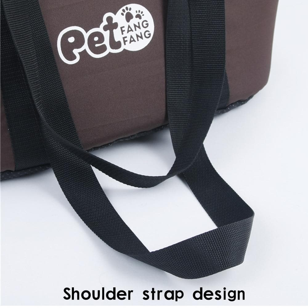 Classic Cozy Soft Pet Carrier (FREE Shipping)