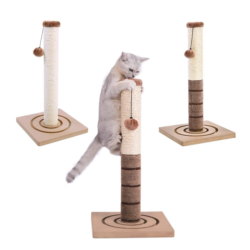 Classic Sisal Cat Scratching Post
