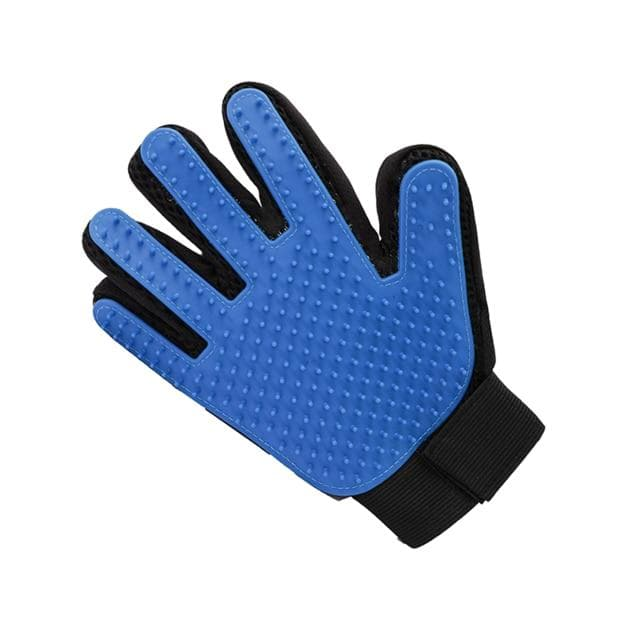 2 in 1 Pet Silicone Grooming Glove & Comb