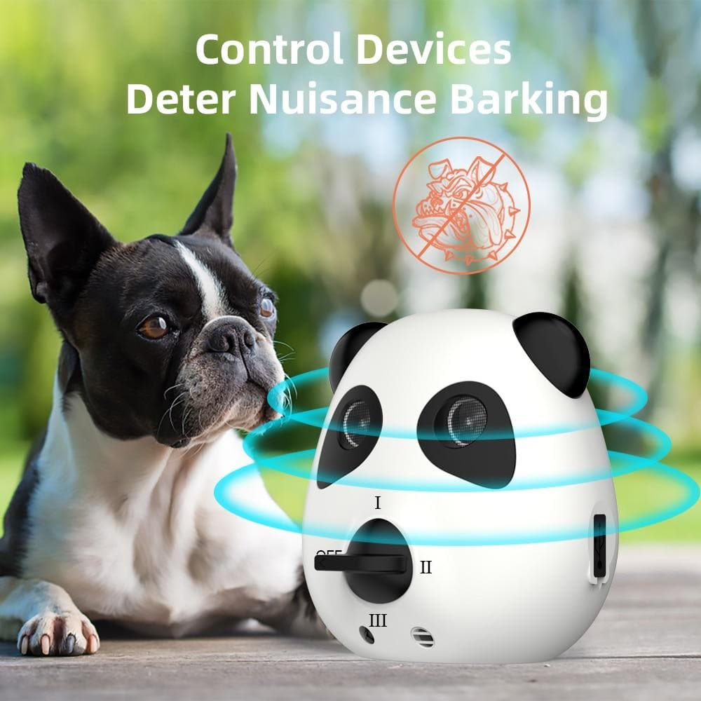 Anti-Bark Ultrasonic Repeller for Dog Training
