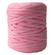 Load image into Gallery viewer, Cotton Candy 5mm Vintage Knitted Persian Cord 300ft/100yd