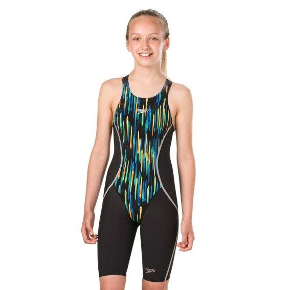 Speedo LZR Racer X Junior Openback Kneeskin
