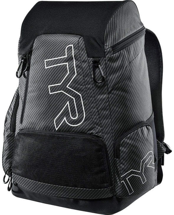 TYR Alliance Team 45L Carbon Print Backpack