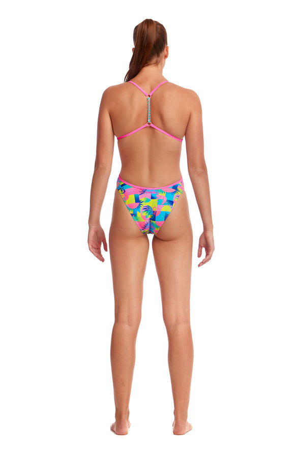 FUNKITA Sunkissed Twisted One Piece
