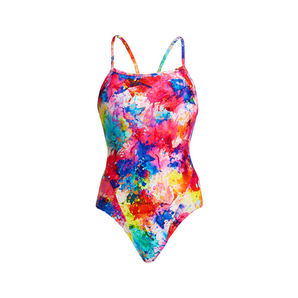 FUNKITA Dye Another Day Single Strap One Piece Swimsuit