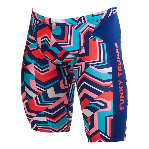 FUNKY TRUNKS Broken Arrow Mens Training Jammers
