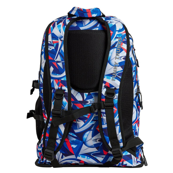 Funky Trunks Elite Squad Futurismo 36L Backpack- FTG003N02519