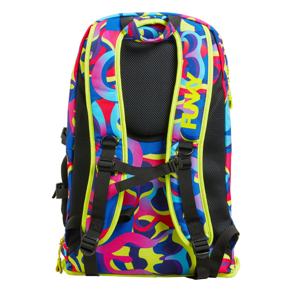 FUNKY Elite Squad Organica 36L Backpack- FYG003N70926
