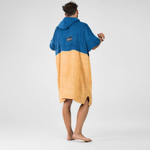 Wave Hawaii Style Poncho - Flow
