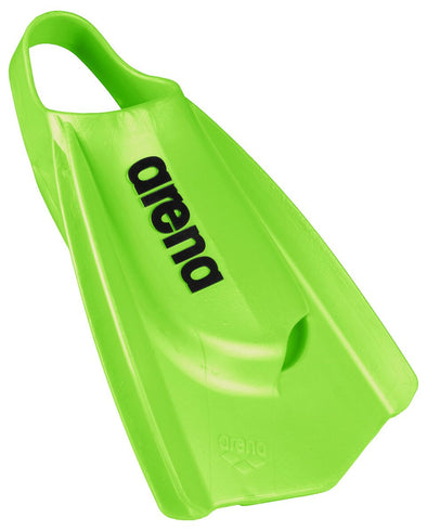 Arena Powerfin Pro Lime Fins