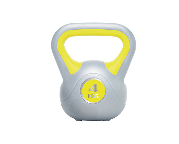 Urban Fitness Vinyl Kettlebell - Various Weights