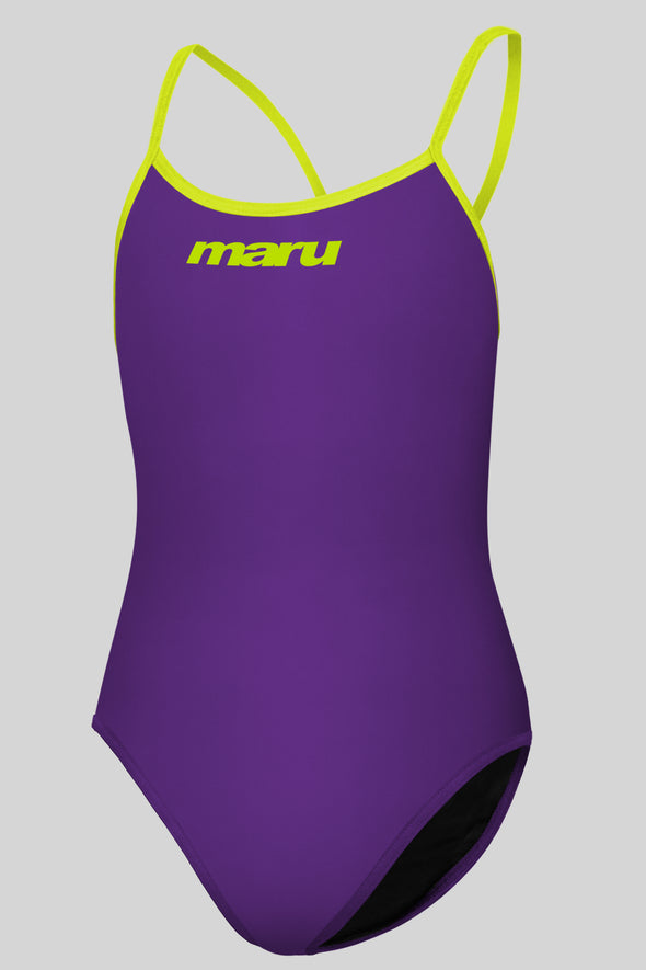 Maru Junior Solid Pacer Tie Back