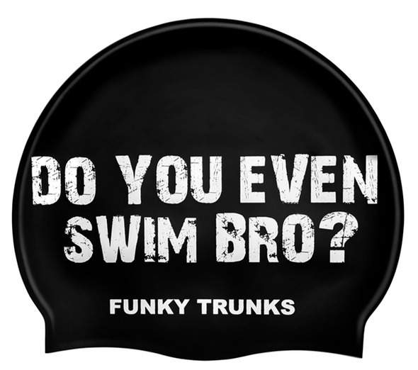 FUNKY TRUNKS Swim Bro? Swim Cap- FT9902467