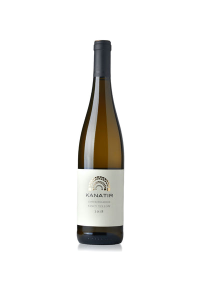 Kanatir - Gewurtztraminer, Fancy Yellow 2018