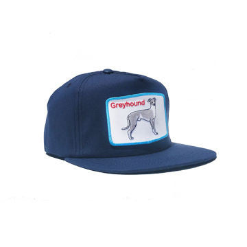 Greyhound Snapback Navy