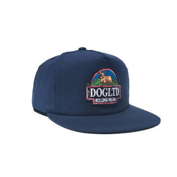 Dog Lodge Snapback Navy