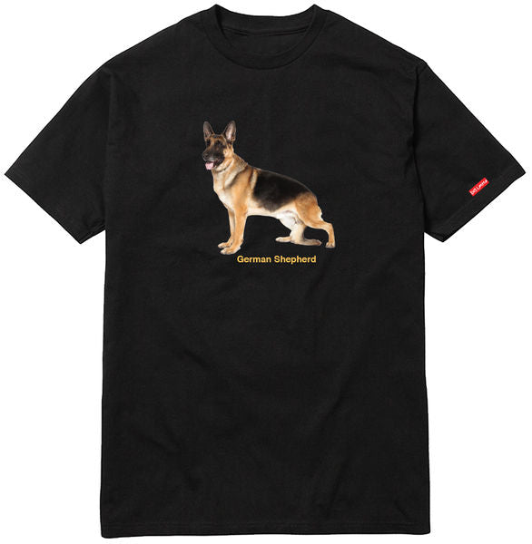 The German Shepard T-shirt
