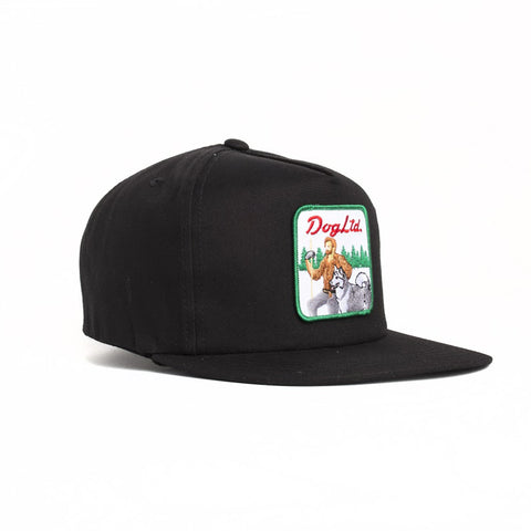 Best Friend Snapback BLACK