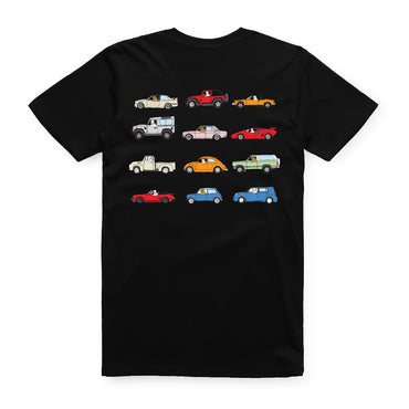 Dogs In Cars Tee