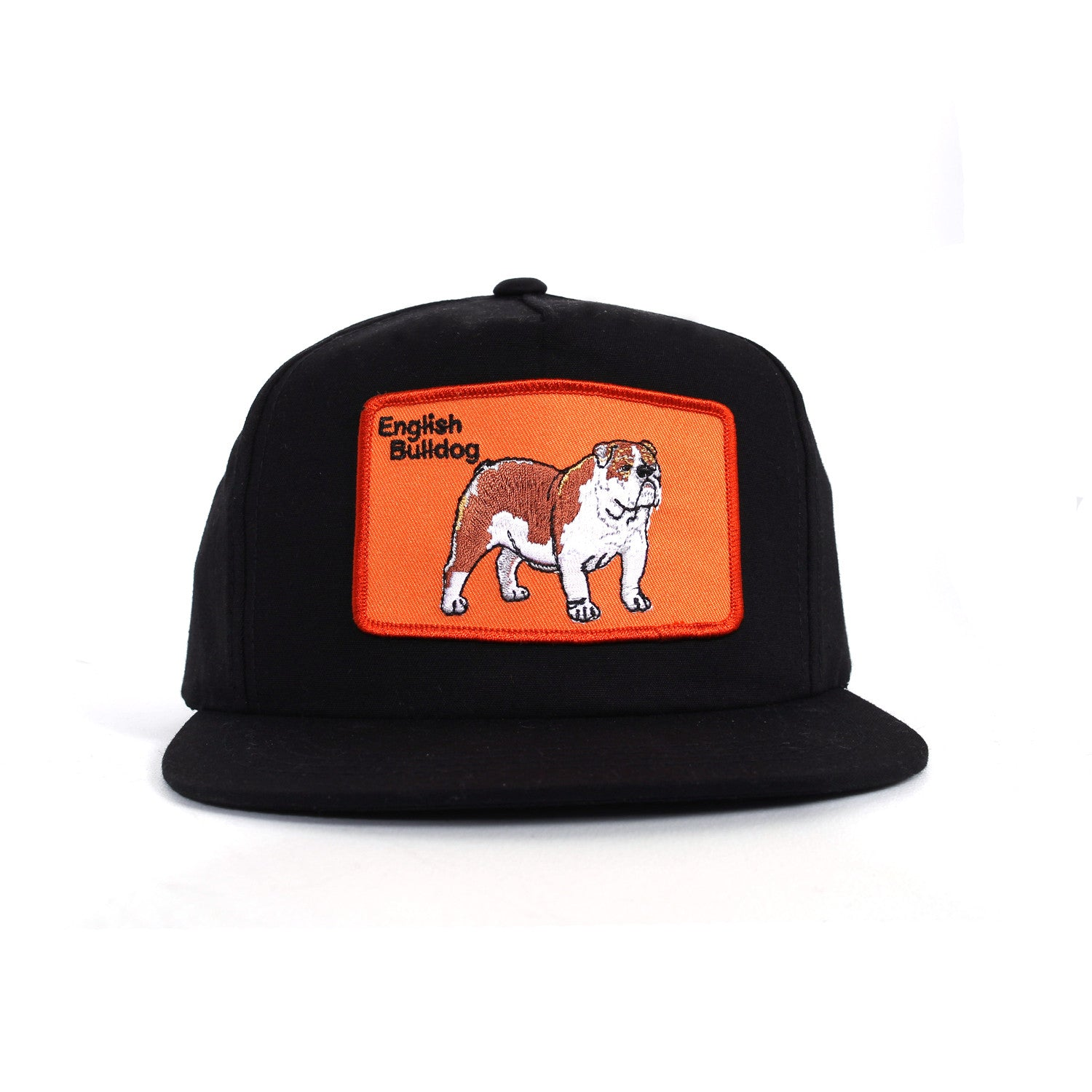 English Bulldog Snapback