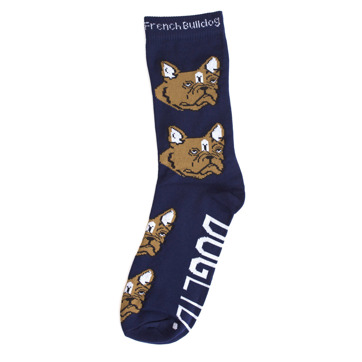 French Bulldog Sock