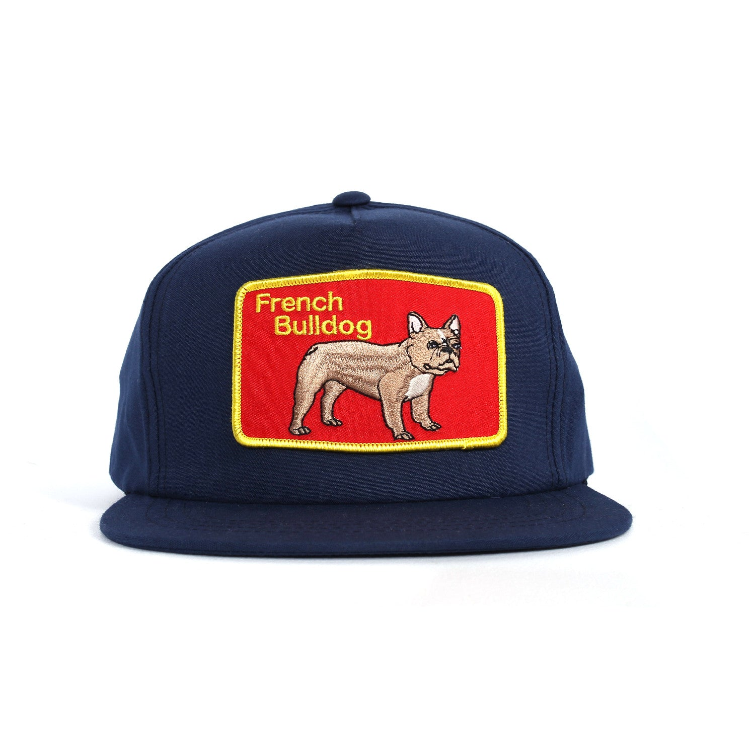 French Bulldog Snapback