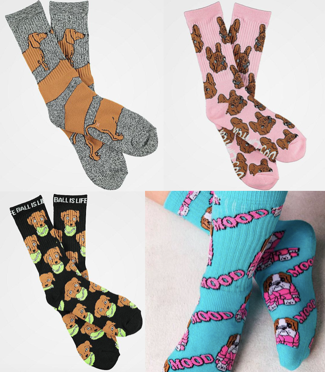Doggo Sock 4-Pack Bundle